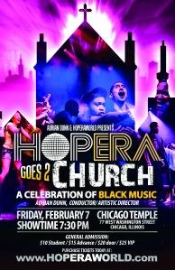 Hopera Goes 2 Church Advertisement_Feb 2014_11x17 Poster